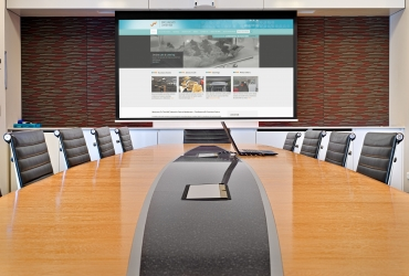 Thomas Peel Boardroom